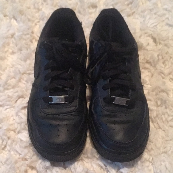 nike air force 1 black outfit